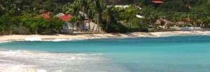 L'Orient Beach, St Barthelemy