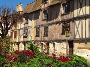 Bergerac, France in the Dordogne