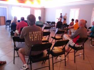 Saint Barth Dental meeting 2015