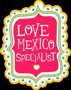 Love Mexico Specialist Logo