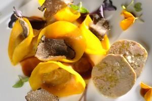 White truffles galore at Castello de Nero