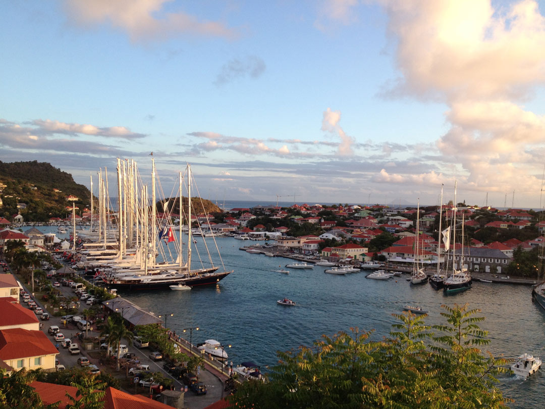 Gustavia Harbor, Saint Barth