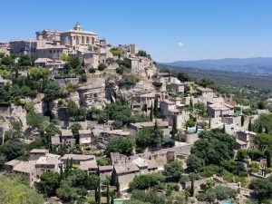 Gordes, France, Provence, perched village