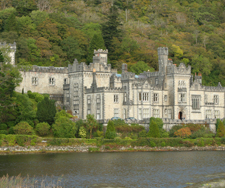 Kylemore Abbey, Ireland, Connemara
