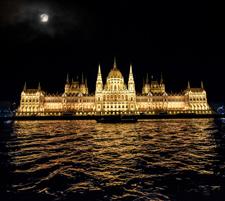 River cruise, Danube, Budapest
