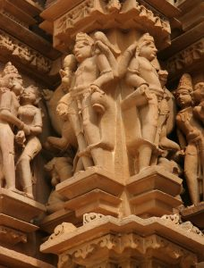 Khajuraho, temples, India, carvings, sculpture